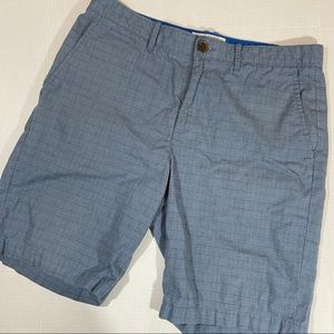 Original Penguin plaid shorts